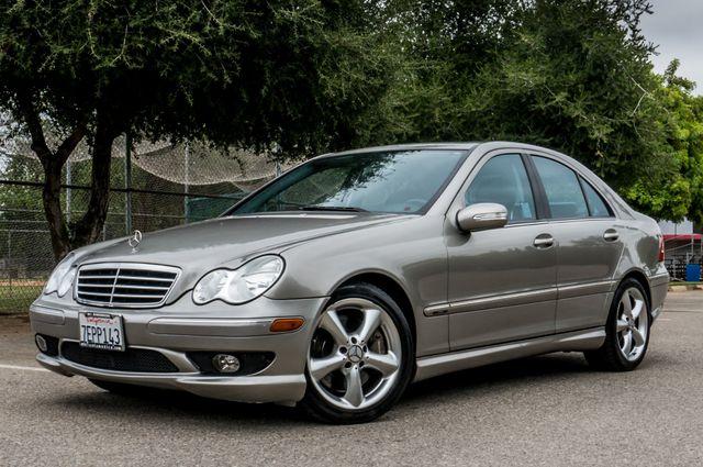 2005 Mercedes-Benz C230 1.8L Reseda, CA 1