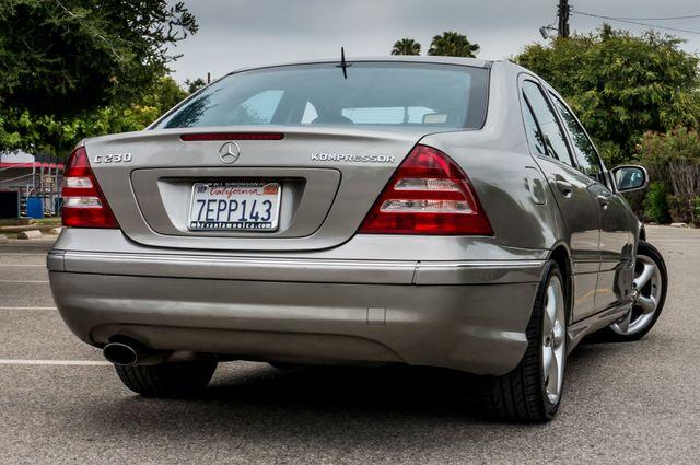 2005 Mercedes-Benz C230 1.8L Reseda, CA 8
