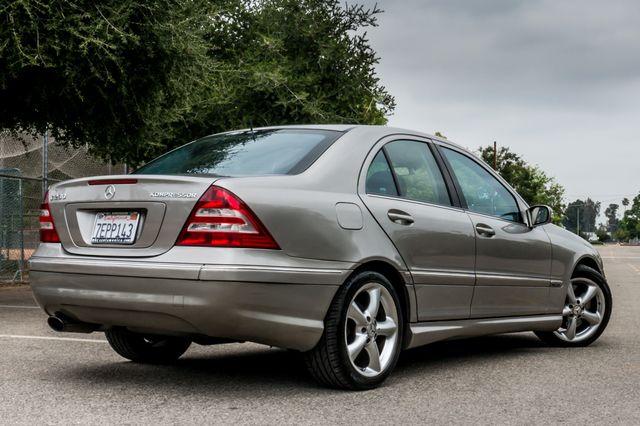 2005 Mercedes-Benz C230 1.8L Reseda, CA 9