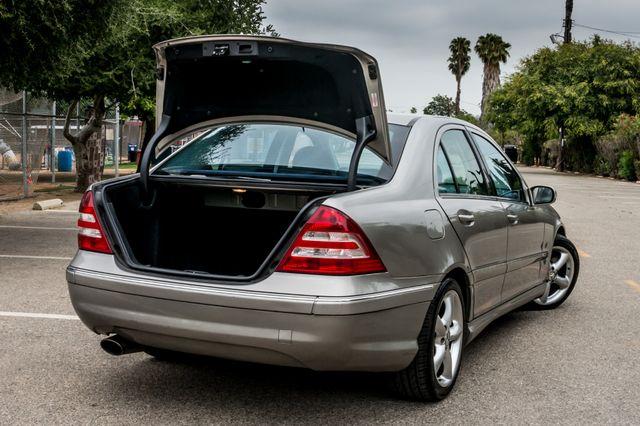 2005 Mercedes-Benz C230 1.8L Reseda, CA 11