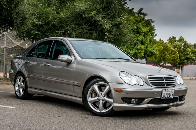 2005 Mercedes-Benz C230 1.8L Reseda, CA 3