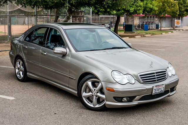 2005 Mercedes-Benz C230 1.8L Reseda, CA 44