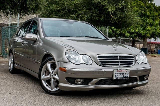 2005 Mercedes-Benz C230 1.8L Reseda, CA 43