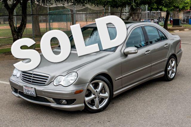 2005 Mercedes-Benz C230 1.8L Reseda, CA 0