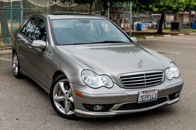 2005 Mercedes-Benz C230 1.8L Reseda, CA 42