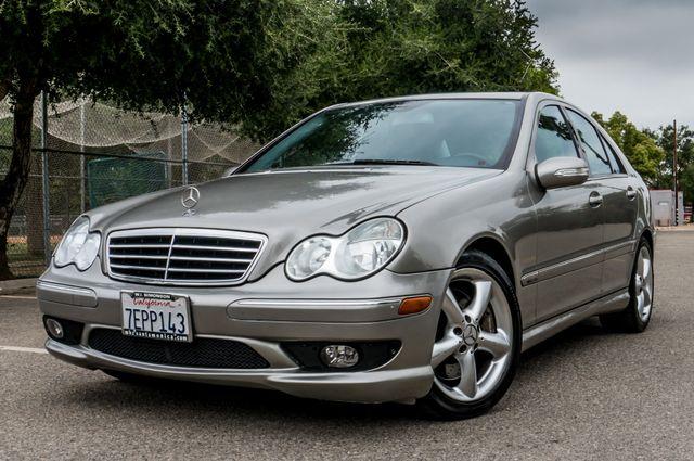 2005 Mercedes-Benz C230 1.8L Reseda, CA 40