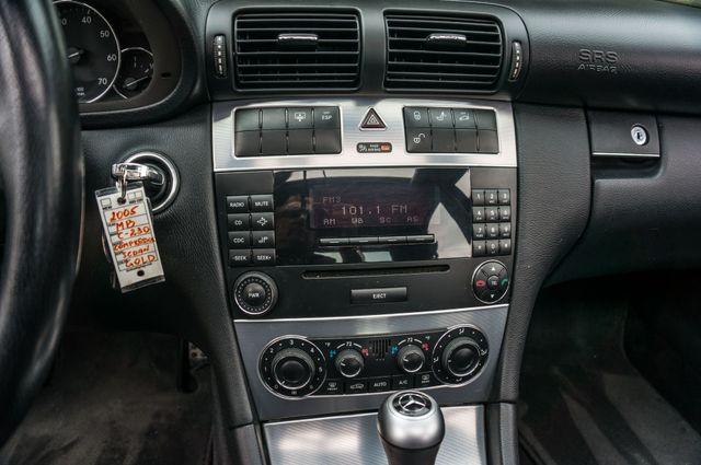 2005 Mercedes-Benz C230 1.8L Reseda, CA 24