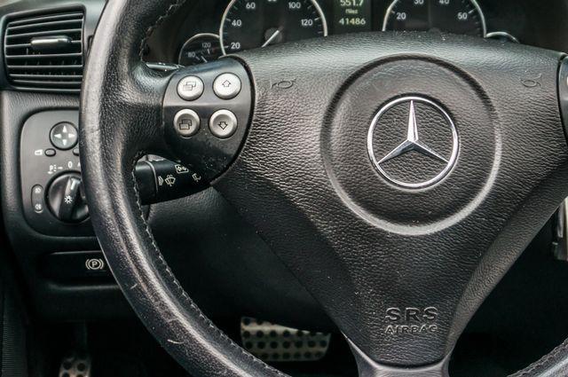 2005 Mercedes-Benz C230 1.8L Reseda, CA 20