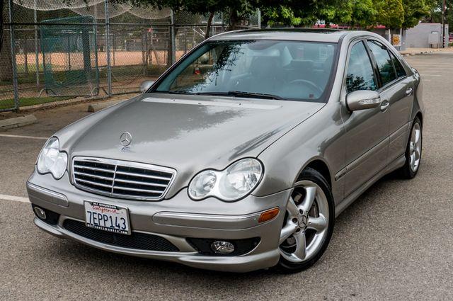 2005 Mercedes-Benz C230 1.8L Reseda, CA 41