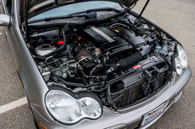 2005 Mercedes-Benz C230 1.8L Reseda, CA 38