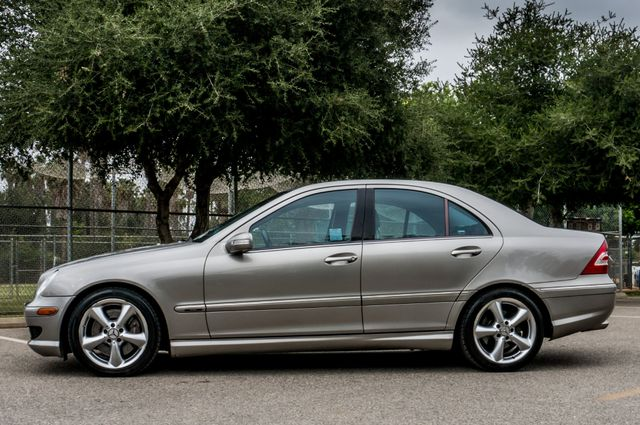 2005 Mercedes-Benz C230 1.8L Reseda, CA 4