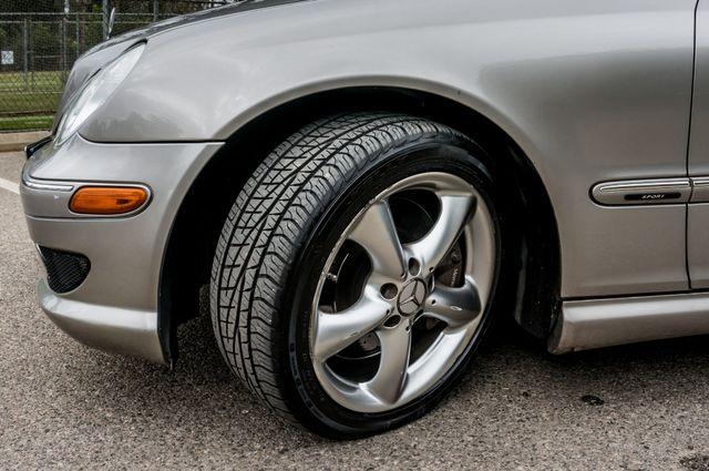2005 Mercedes-Benz C230 1.8L Reseda, CA 12