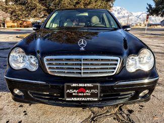 2005 Mercedes-Benz C240 2.6L LINDON, UT 3