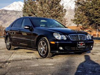 2005 Mercedes-Benz C240 2.6L LINDON, UT 4