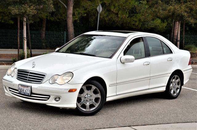 2005 Mercedes-Benz C240 2.6L Reseda, CA 8