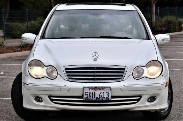 2005 Mercedes-Benz C240 2.6L Reseda, CA 9