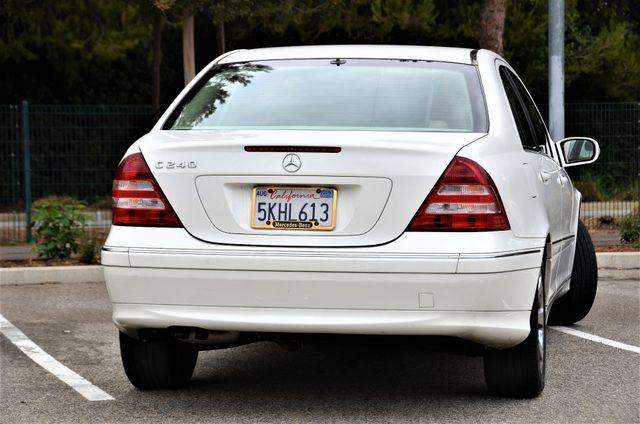2005 Mercedes-Benz C240 2.6L Reseda, CA 15