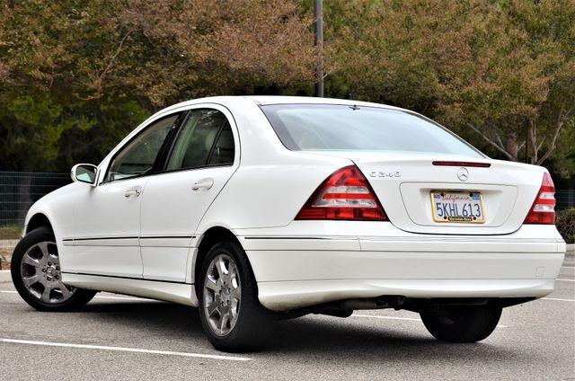 2005 Mercedes-Benz C240 2.6L Reseda, CA 17