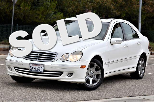 2005 Mercedes-Benz C240 2.6L Reseda, CA 0