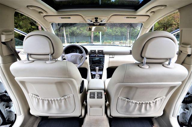 2005 Mercedes-Benz C240 2.6L Reseda, CA 4
