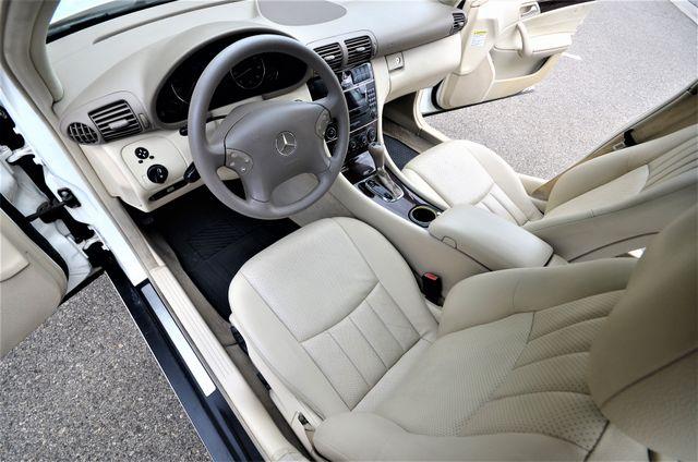 2005 Mercedes-Benz C240 2.6L Reseda, CA 27