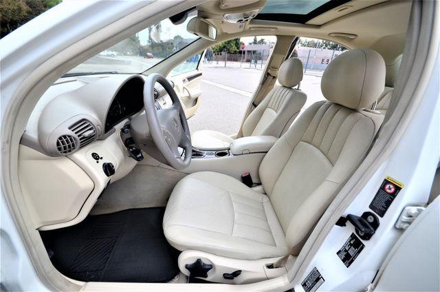 2005 Mercedes-Benz C240 2.6L Reseda, CA 28