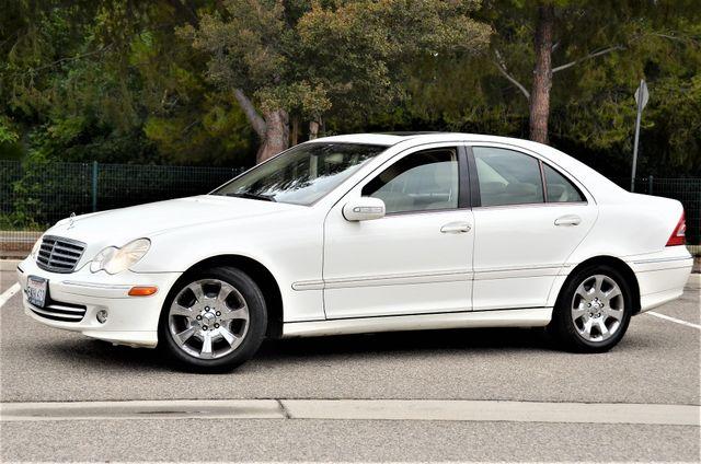 2005 Mercedes-Benz C240 2.6L Reseda, CA 10