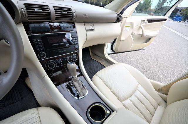 2005 Mercedes-Benz C240 2.6L Reseda, CA 31