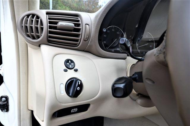 2005 Mercedes-Benz C240 2.6L Reseda, CA 32