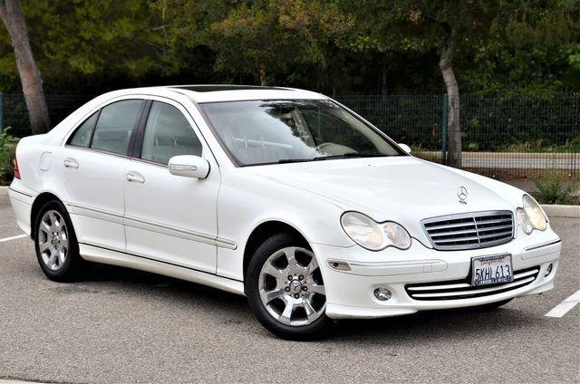 2005 Mercedes-Benz C240 2.6L Reseda, CA 12
