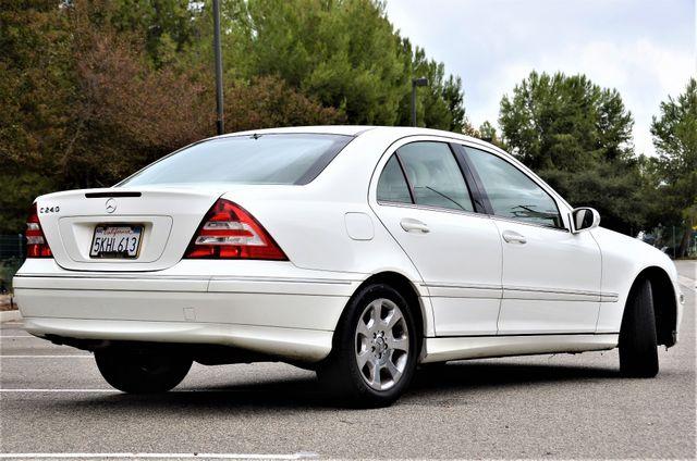 2005 Mercedes-Benz C240 2.6L Reseda, CA 13