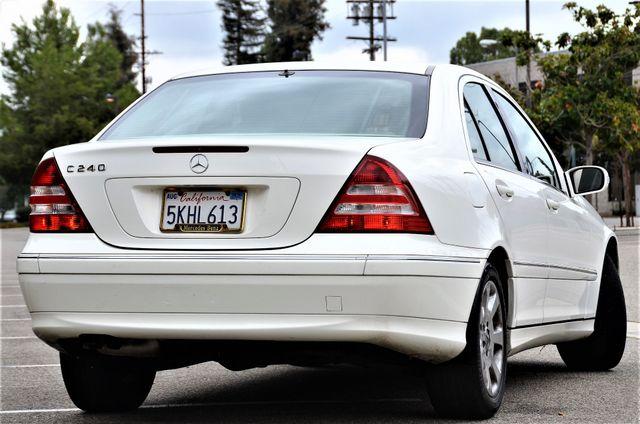 2005 Mercedes-Benz C240 2.6L Reseda, CA 1