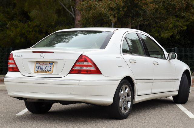 2005 Mercedes-Benz C240 2.6L Reseda, CA 14