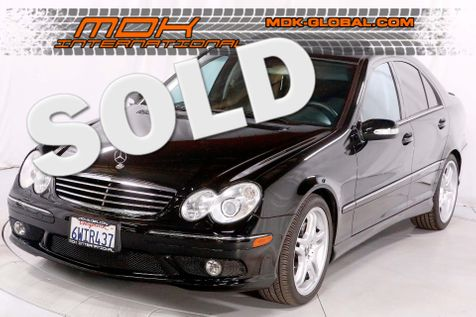 2005 Mercedes-Benz C55 5.5L AMG - Navigation - Only 64K miles in Los Angeles