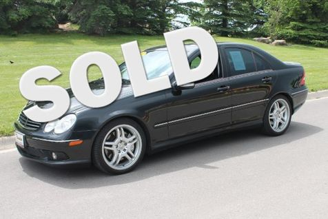 2005 Mercedes-Benz C55 5.5L AMG in Great Falls, MT
