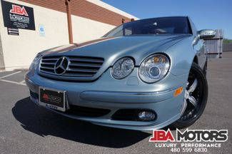 2005 Mercedes-Benz CL500 CL500 Coupe CL Class 500 ONLY 56k MILES! | MESA, AZ | JBA MOTORS in Mesa AZ