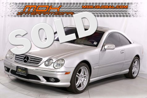 2005 Mercedes-Benz CL55 5.5L AMG - Supercharged - 493hp in Los Angeles