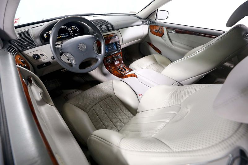 2005 Mercedes-Benz CL55 55L AMG - Supercharged - 493hp  city California  MDK International  in Los Angeles, California