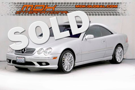 2005 Mercedes-Benz CL55 AMG  in Los Angeles