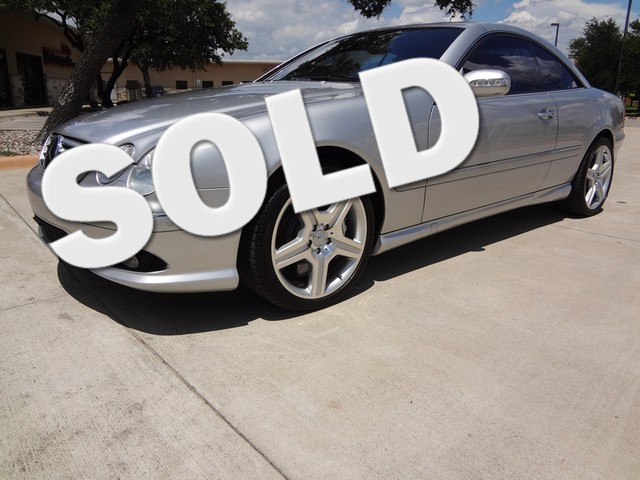 2005 Mercedes-Benz CL65 6.0L AMG Austin , Texas 0
