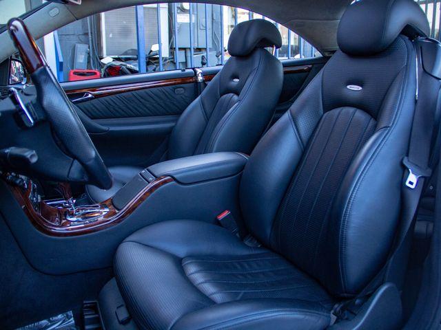 2005 Mercedes-Benz CL65 6.0L AMG Burbank, CA 11
