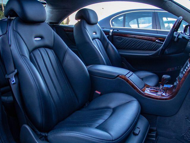 2005 Mercedes-Benz CL65 6.0L AMG Burbank, CA 13