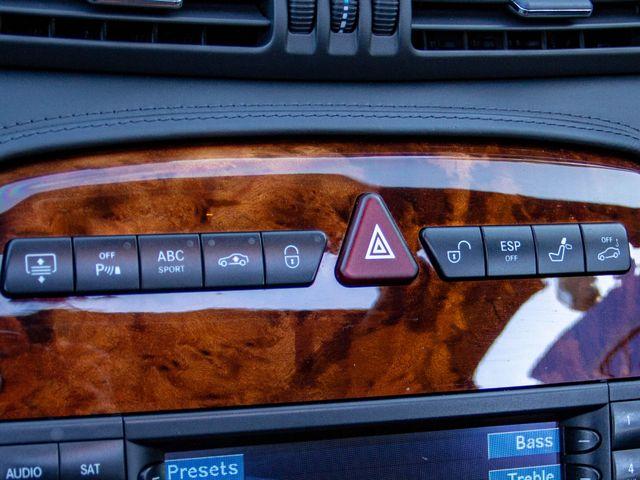 2005 Mercedes-Benz CL65 6.0L AMG Burbank, CA 21