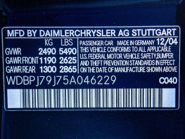 2005 Mercedes-Benz CL65 6.0L AMG Burbank, CA 37