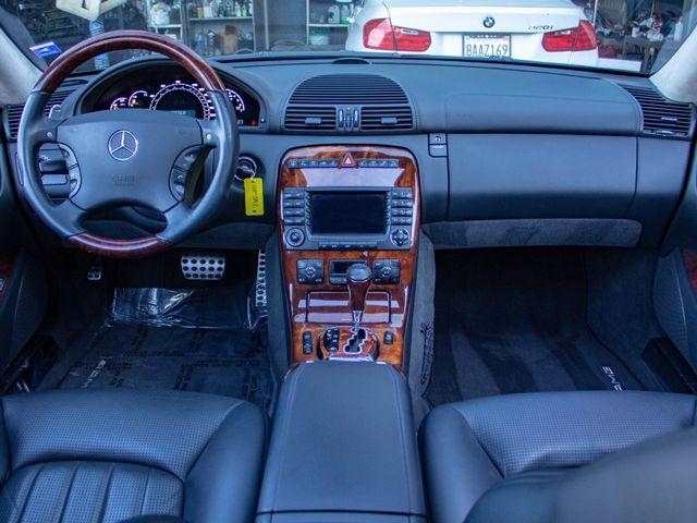 2005 Mercedes-Benz CL65 6.0L AMG Burbank, CA 8