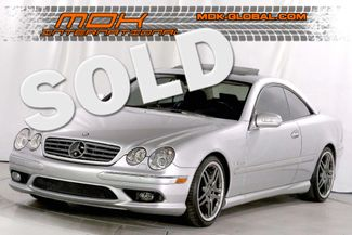 2005 Mercedes-Benz CL65