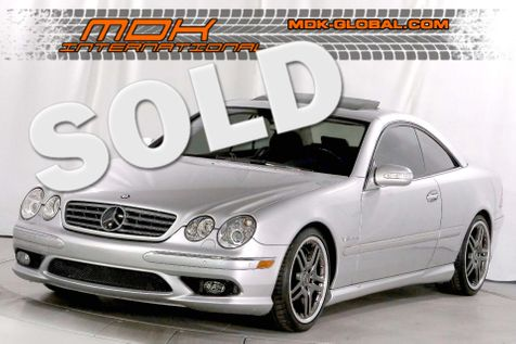 2005 Mercedes-Benz CL65 6.0L AMG - 604hp - V12 - Distronic - Keyless GO in Los Angeles