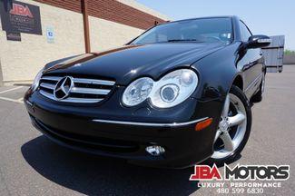 2005 Mercedes-Benz CLK320 Coupe CLK Class 320 ~ ONLY 67k LOW Miles!!   MESA, AZ   JBA MOTORS in Mesa AZ