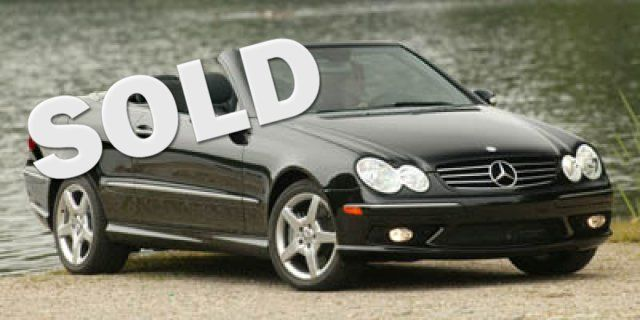 2005 Mercedes-Benz CLK500 5.0L