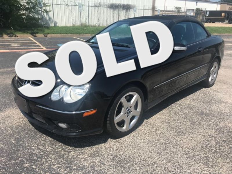 2005 Mercedes-Benz CLK500 5.0L Extra Clean | Ft. Worth, TX | Auto World Sales LLC in Ft. Worth TX
